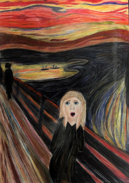 The Scream artwork